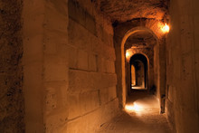 Catacombs In Sousse