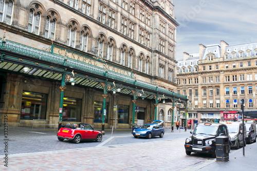 Glasgow Hauptbahnhof