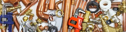Fotografija plumbers bits