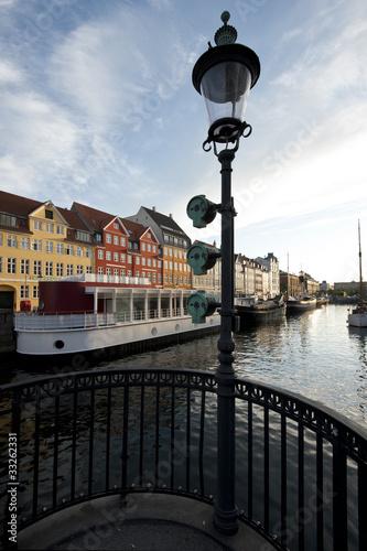 Photo  Kopenhagen Nyhavn