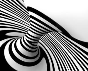 fototapeta 3D abstrakcyjne tło z liniami