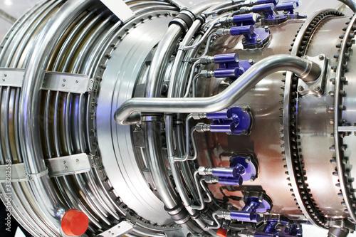 turbine d'avion