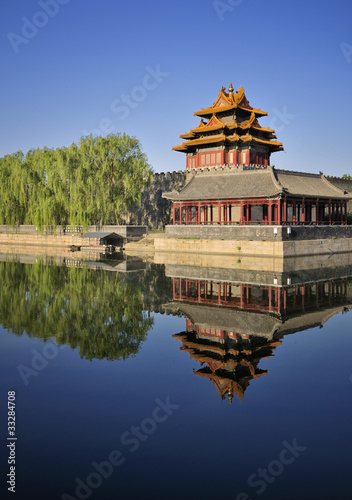 Foto op Aluminium Beijing 紫禁城 Beijing Forbidden City