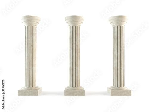Fotografie, Obraz  Classic columns