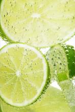 Frische Zitronen Erfrischung M...