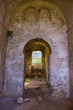 grèce; cyclades; naxos : église byzantine aghios mama