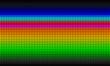 Hintergrund mit farbigen Punkten