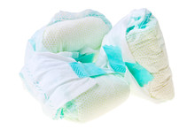 Used Disposable Baby Diapers I...