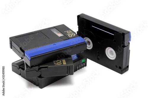 Valokuva  Videocassette