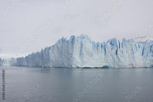 Aluminium Prints Glaciers Perito Moreno Glacier