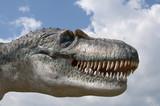 Fototapeta Zwierzęta - Tyrannosaurus T-Rex dinosaur