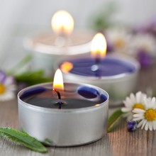 Lavender Scented Candles