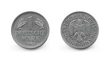 Geldserie: 1 Deutsche Mark