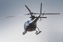 Helicopter Rear Side