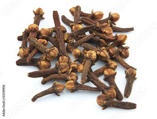 Fotografie, Obraz  Close up of dried cloves