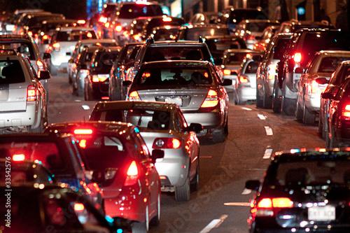 Fotografie, Obraz  Traffic