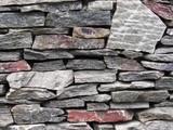 Fototapeta Kamienie - Kamienna ściana2