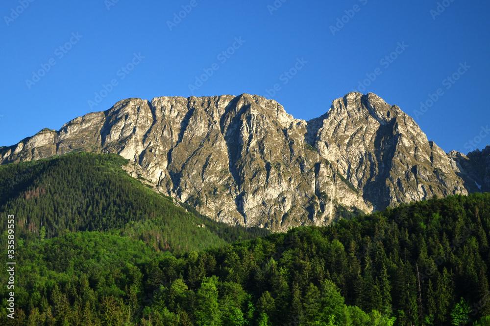 Fototapety, obrazy: Tatra mountains Giewont
