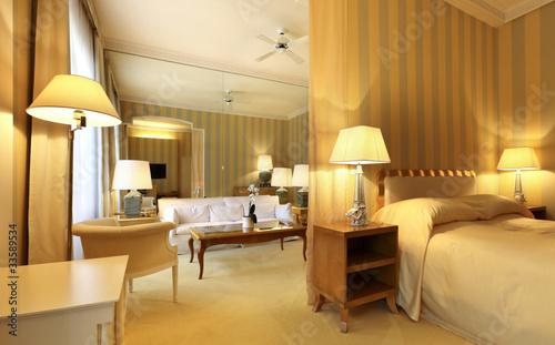 Hotel Di Lusso Interni : Suite di hotel di lusso interno nessuno in giro u2013 kaufen sie
