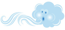 Blowing Cloud