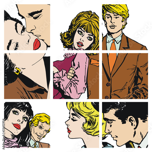 ilustracje-z-zakochanymi-parami