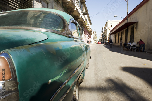 Photo Cuba street