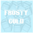 frosty cold cubes