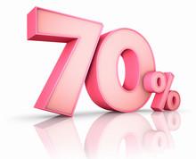 Pink Seventy Percent