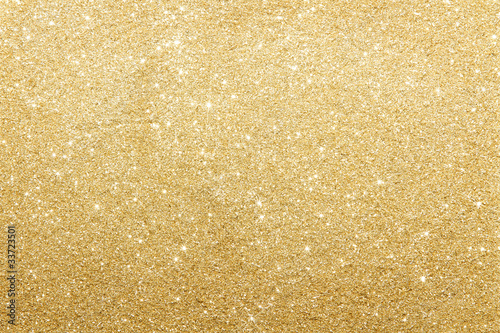 Fotografia  Abstract gold background