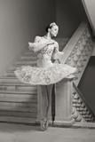 Baleriny w pozie balet - 33771374