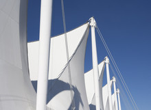 Sails On Canada Place