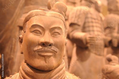 Cadres-photo bureau Xian Terracotta army