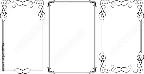 Photo Border, Frame Design