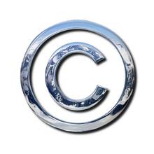 Chrome Copyright Symbol