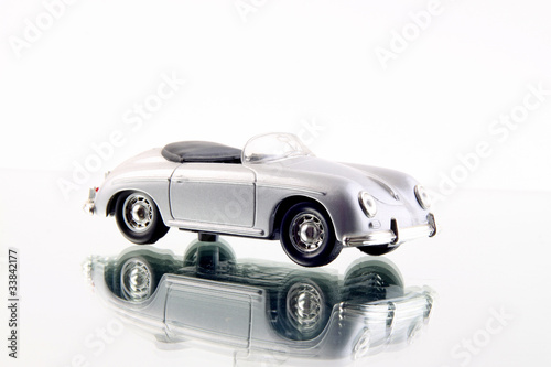 Photo  Porsche Modell