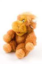 Hihgland Cow Cuddly Toy
