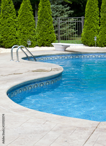 Fotografie, Obraz  Swimming pool