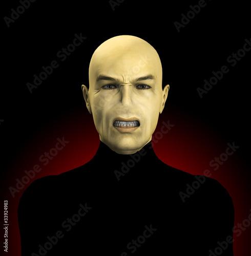 Fototapeta Evil Wizard obraz na płótnie