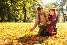 Herbst Vergnügen