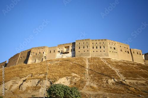 Fotografie, Obraz  Arbil Castle in Kurdistan,Iraq