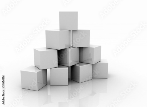 Photo Building blocks