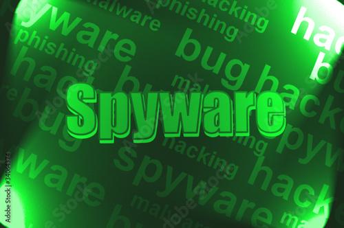 Fotografía  Spyware...