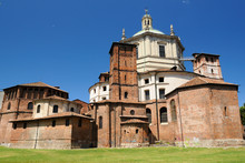 Basilica Di San Lorenzo - Milano, Italia