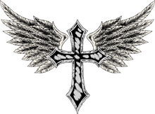 Angel Cross Design
