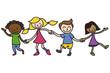 Kinder, Freundschaft