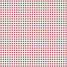 Rote Quadrate Auf Weißem Hint...
