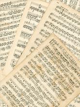 Partitions De Musique Anciennes
