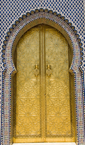 Recess Fitting Morocco porta palazzo imperiale fes