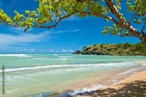 hidden beach, puerto rico - 34250553