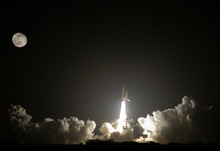 STS-126 Shuttle Launch